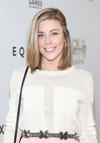 Ashley Wagner「CW3PR Presents Gold Meets Golden At Equinox Sports Club」:写真・画像(7)[壁紙.com]