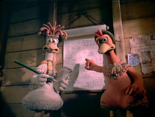 Apple Macintosh「Stills From the Movie ''Chicken Run''」:写真・画像(7)[壁紙.com]