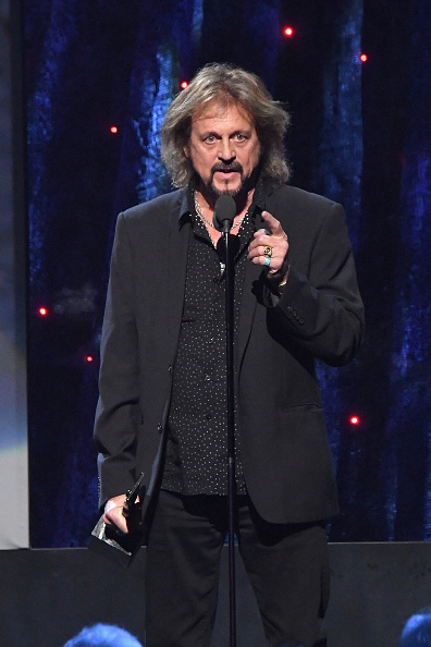 Gregg Rolie「32nd Annual Rock & Roll Hall Of Fame Induction Ceremony - Show」:写真・画像(7)[壁紙.com]