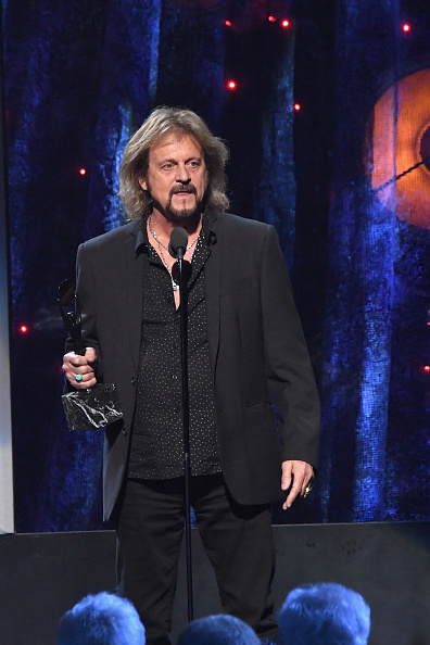 Gregg Rolie「32nd Annual Rock & Roll Hall Of Fame Induction Ceremony - Show」:写真・画像(1)[壁紙.com]
