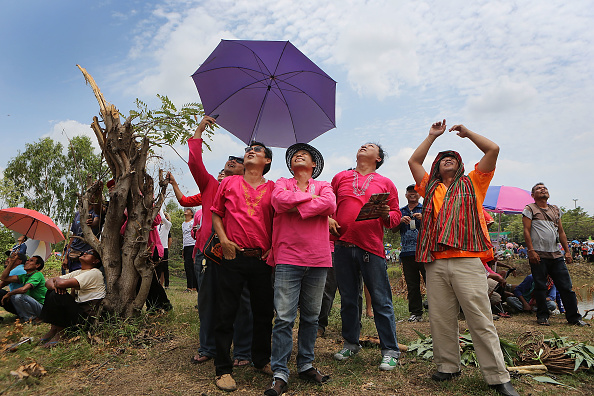 Homemade「Revelers Gather For The Annual Bun Bang Fai Rocket Festival」:写真・画像(4)[壁紙.com]
