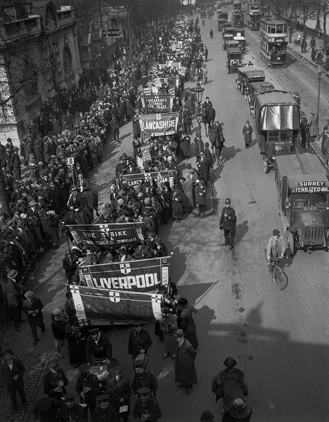 1926「Anti Strike Demo」:写真・画像(7)[壁紙.com]