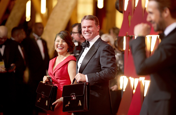 アカデミー賞「89th Annual Academy Awards - Red Carpet」:写真・画像(14)[壁紙.com]