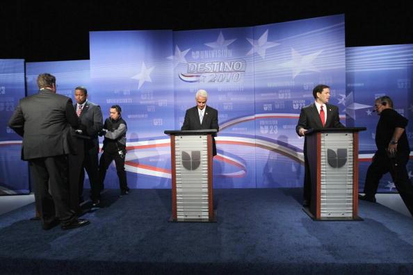 Florida - US State「Crist, Meek, And Rubio Take Part In Florida's Senatorial Debate」:写真・画像(17)[壁紙.com]