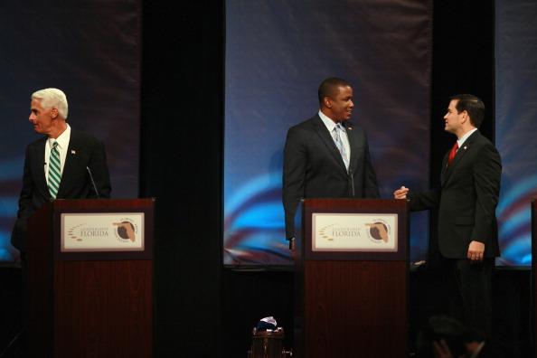 Florida - US State「Meek, Crist And Rubio Spar In Debate」:写真・画像(18)[壁紙.com]