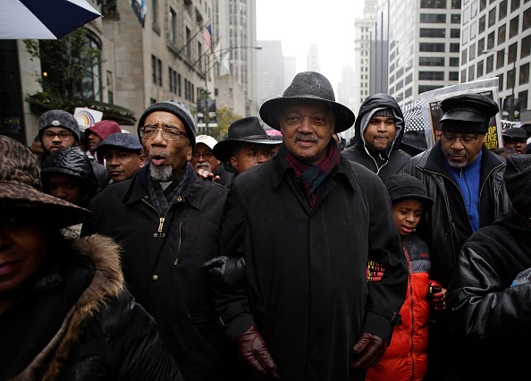 The Knife「Protests Continue In Chicago After Release Of Video Of Police Fatally Shooting Teen」:写真・画像(18)[壁紙.com]