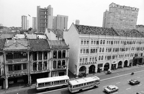 Environmental Conservation「Shophouses Await Conservation Order」:写真・画像(5)[壁紙.com]