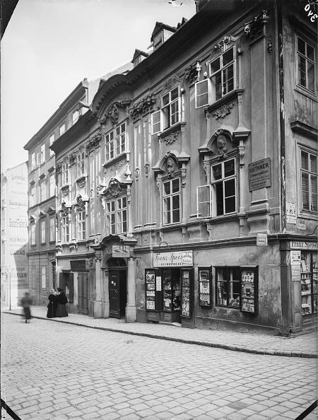 1900「House Ulrichsplatz 4 am Spittelberg」:写真・画像(11)[壁紙.com]