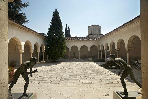 Courtyard「Courtyard, Kings Palace, Belgrade, Serbia」:写真・画像(19)[壁紙.com]