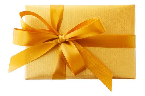 Wrapped「Golden Gift Box」:スマホ壁紙(14)