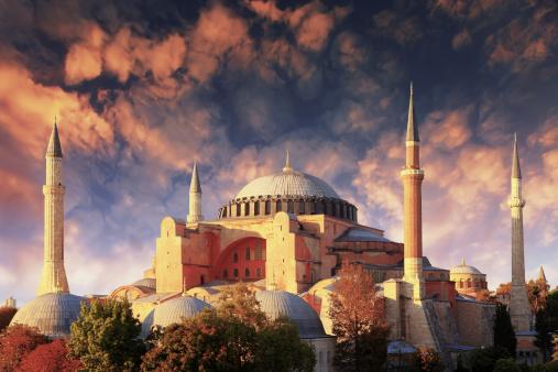 Temple「Hagia Sophia」:スマホ壁紙(5)