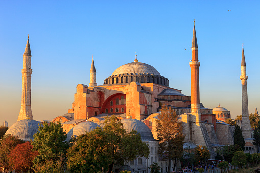 Minaret「Hagia Sophia」:スマホ壁紙(18)