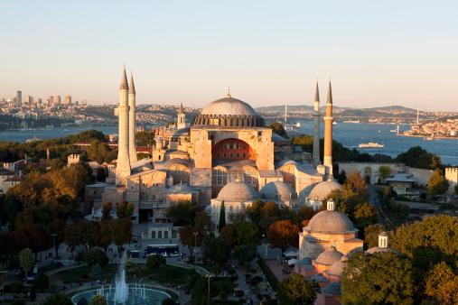 Praying「Hagia Sophia」:スマホ壁紙(15)