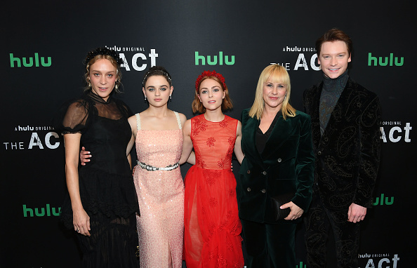 "AnnaSophia Robb「Hulu's ""The Act"" New York Premiere」:写真・画像(4)[壁紙.com]"