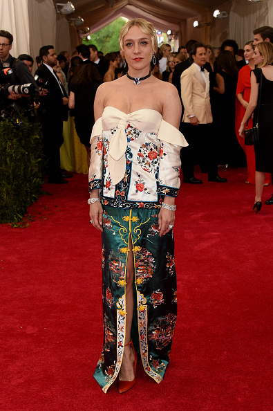 "Slit - Clothing「""China: Through The Looking Glass"" Costume Institute Benefit Gala - Arrivals」:写真・画像(7)[壁紙.com]"