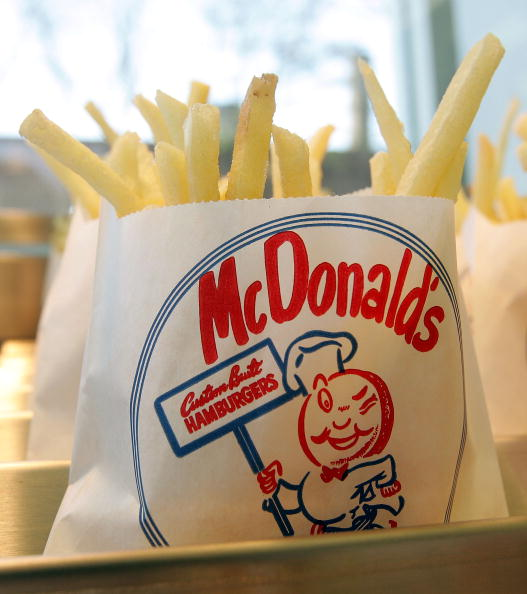 Tim Boyle「First McDonalds Franchise Recalls Fast-Food Giants Beginnings」:写真・画像(2)[壁紙.com]
