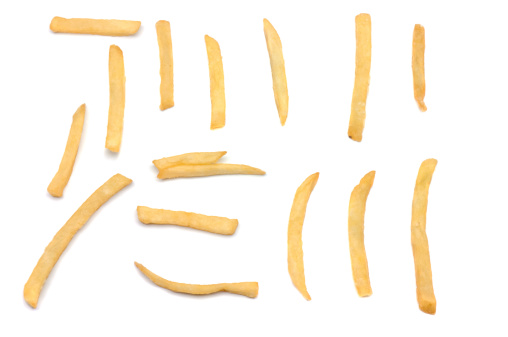Fast Food French Fries「French Fry Samples」:スマホ壁紙(0)