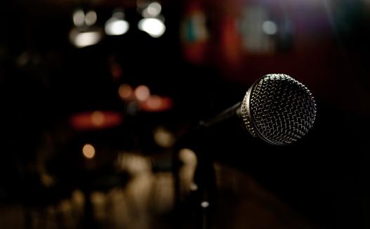 Rock Music「On stage」:スマホ壁紙(15)