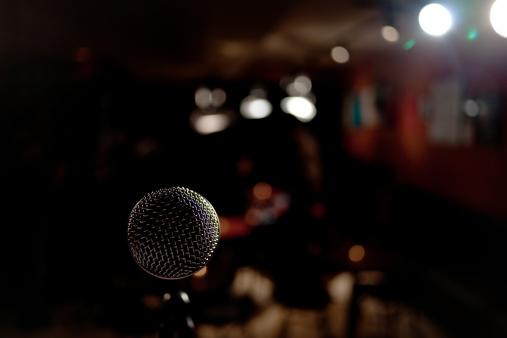 Rock Music「On stage」:スマホ壁紙(3)