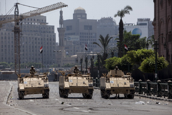 Egypt「Egypt Braced For More Violence As Pro Morsi Supporters March On Cairo」:写真・画像(0)[壁紙.com]