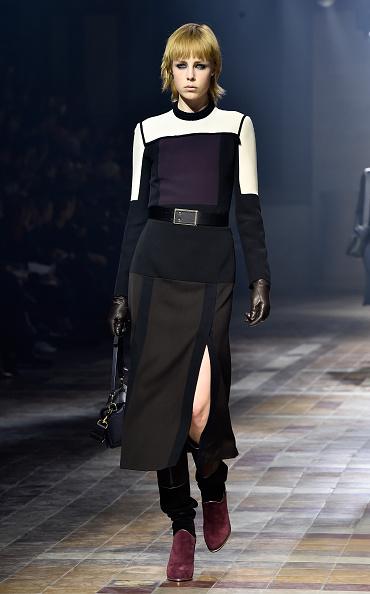 Purple Shoe「Lanvin : Runway - Paris Fashion Week Womenswear Fall/Winter 2015/2016」:写真・画像(12)[壁紙.com]