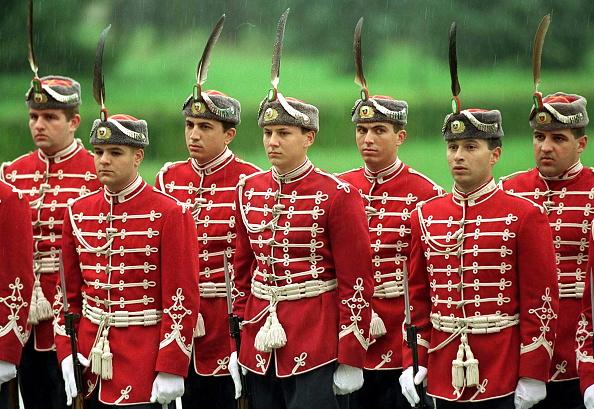 Tim Graham「Bulgarian Soldiers」:写真・画像(7)[壁紙.com]