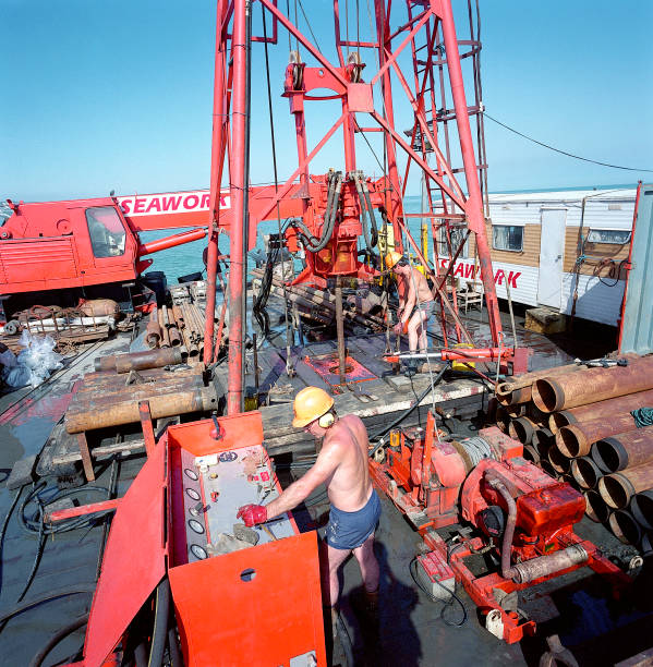 Offshore drilling:ニュース(壁紙.com)