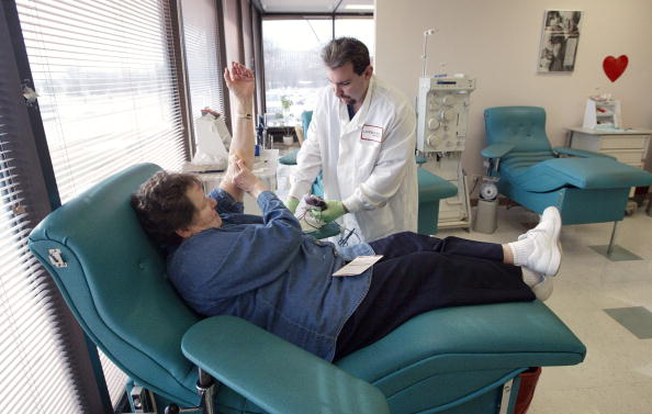 Ryan Thompson「Blood Supply Shortages Reported Throughout U.S.」:写真・画像(15)[壁紙.com]
