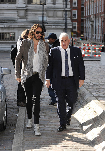 Eamonn M「Russell Brand And Mitch Winehouse Launch The Amy Winehouse Foundation Resilience Programme」:写真・画像(8)[壁紙.com]