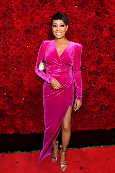 Hot Pink「Tyler Perry Studios Grand Opening Gala」:写真・画像(4)[壁紙.com]