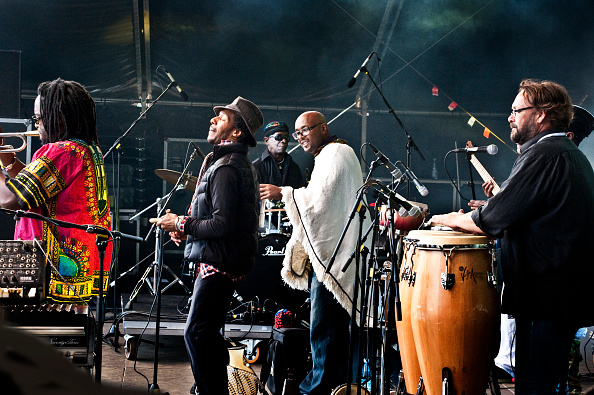 Drummer「Allen And Tenor Band」:写真・画像(17)[壁紙.com]