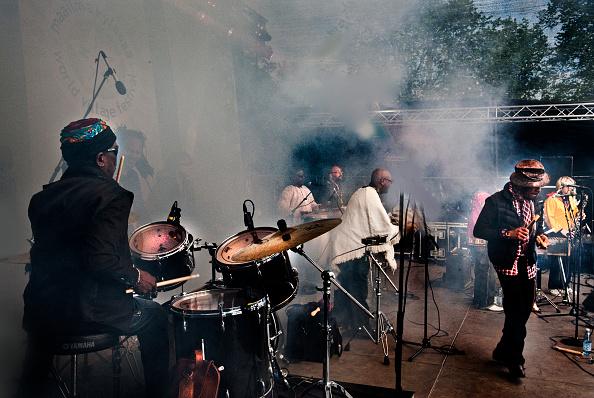 Drummer「Allen And Tenor Band」:写真・画像(18)[壁紙.com]