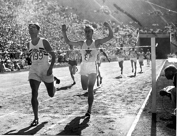 オリンピック「New 800 Metres Record」:写真・画像(13)[壁紙.com]