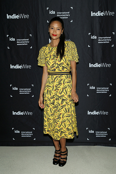 """Yellow Dress「Los Angeles Special Screening Of """"Liyana"""" Hosted By Thandie Newton」:写真・画像(0)[壁紙.com]"""