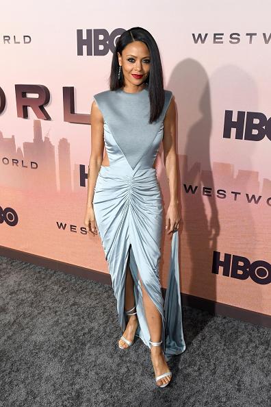 "Silver Shoe「Premiere Of HBO's ""Westworld"" Season 3 - Red Carpet」:写真・画像(8)[壁紙.com]"