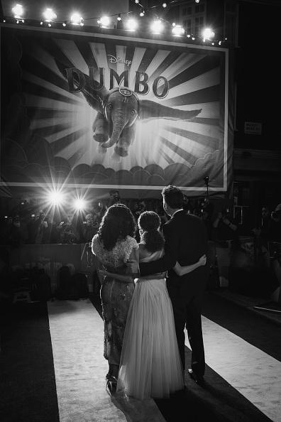 """Ol Parker「European Premiere of Disney's """"Dumbo""""」:写真・画像(7)[壁紙.com]"""