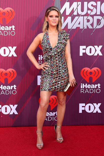 iHeartRadio「2019 iHeartRadio Music Awards - Red Carpet」:写真・画像(1)[壁紙.com]