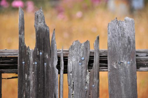 Picket Line「Weathered fence」:スマホ壁紙(4)