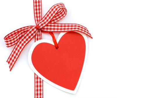 Birthday Card「Red Bow with Heart」:スマホ壁紙(12)