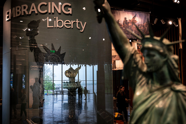 Museum「Museum Celebrating The Statue Of Liberty's History And Legacy Opens In New York」:写真・画像(5)[壁紙.com]
