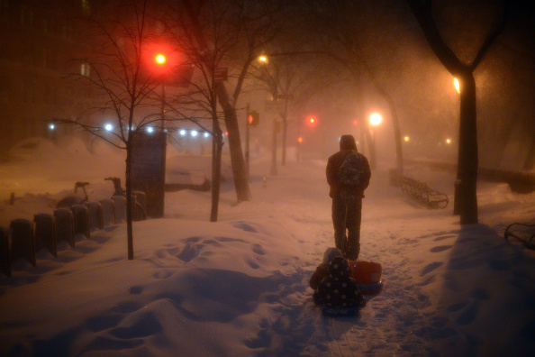 2016 Winter Storm Jonas「Huge Snow Storm Slams Into Mid Atlantic States」:写真・画像(18)[壁紙.com]