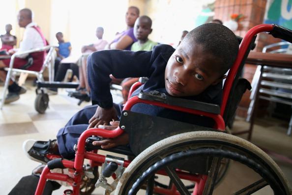 Disability「The Work Of Prince Harry's Charity Sentebale」:写真・画像(16)[壁紙.com]