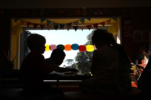 Classroom「Education Minister Chris Hipkins Announces Funding For Primary Schools In Auckland」:写真・画像(18)[壁紙.com]