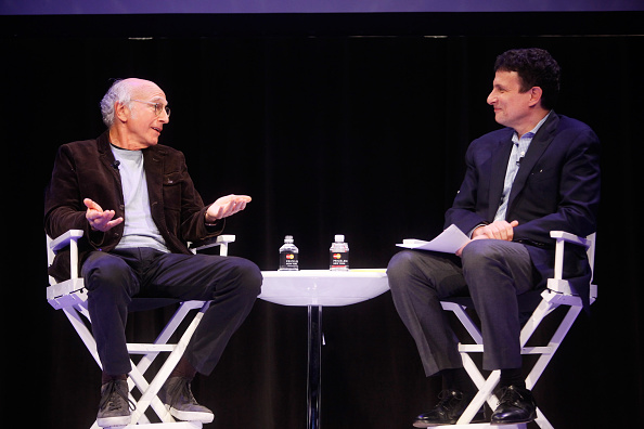 Human Role「The New Yorker Festival 2014 - Larry David In Conversation With David Remnick」:写真・画像(15)[壁紙.com]
