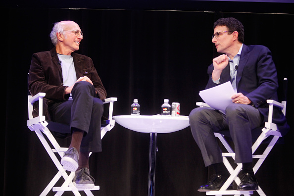 Human Role「The New Yorker Festival 2014 - Larry David In Conversation With David Remnick」:写真・画像(16)[壁紙.com]