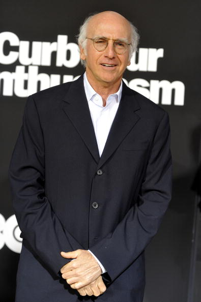 "HBO「Premiere of HBO's ""Curb Your Enthusiasm"" Season 7 - Arrivals」:写真・画像(19)[壁紙.com]"