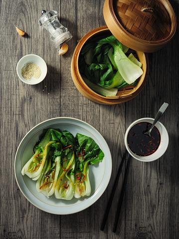 Bok Choy「Oriental green」:スマホ壁紙(13)