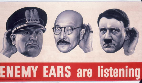 Ear「'Enemy Ears Are Listening'」:写真・画像(16)[壁紙.com]