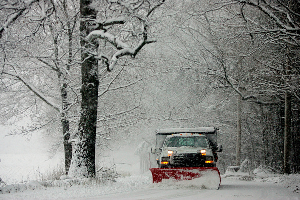 Snowing「Fresh Snow Blankets The East Coast」:写真・画像(13)[壁紙.com]
