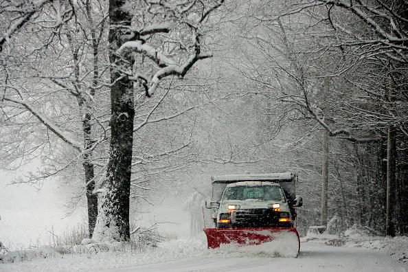 Snowing「Fresh Snow Blankets The East Coast」:写真・画像(14)[壁紙.com]